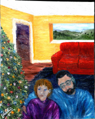 Christmas by Donna Williams