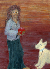The Red Ball by Donna Williams