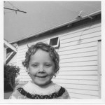 Donna Williams aged 4