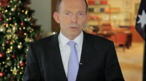 Tony Abbott's Christmas Message