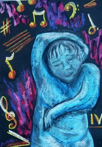 Feeling music by Donna Williams