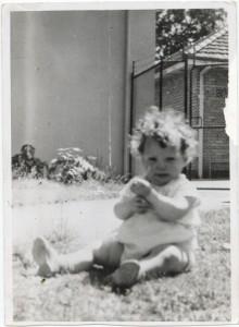 donna aged 0.18 months